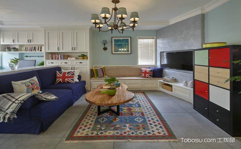 90平简约风格二手房装修案例,收纳超强的小户型之家