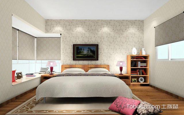 卧房家具选择与摆设