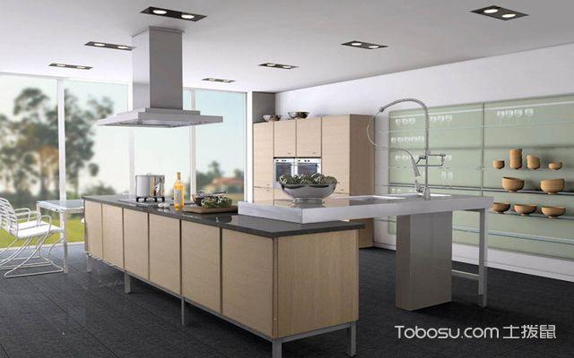 厨房装修色彩搭配原则