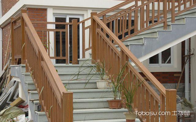 室外楼梯扶手