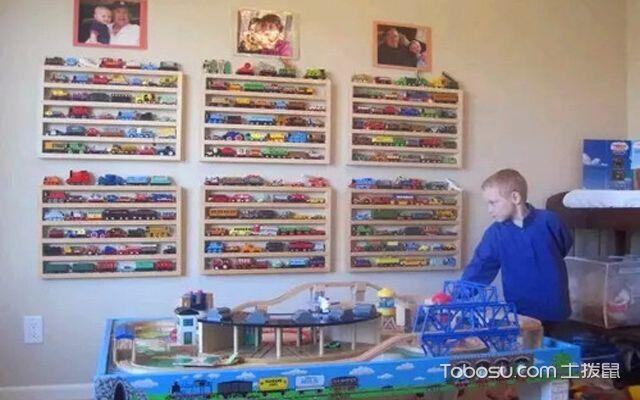 儿童房收纳