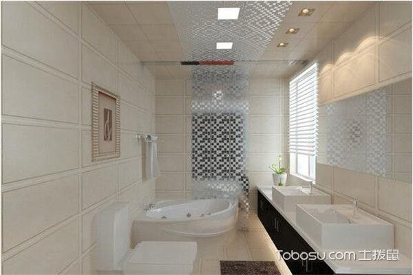 卫生间集成墙面装修图片