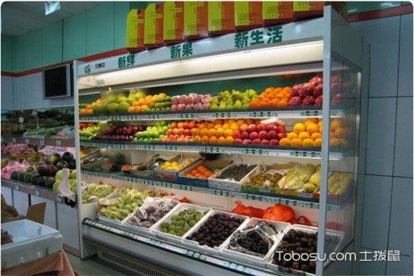 私人水果店装修效果图
