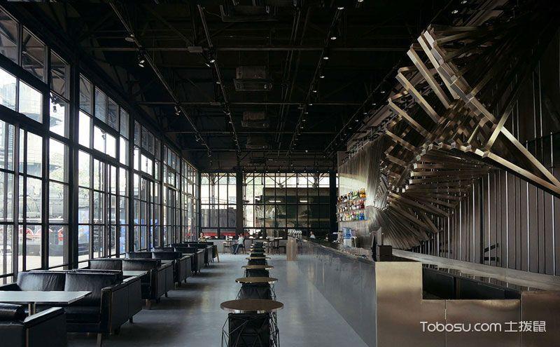 特色主题餐厅装修效果图,穿越空间的美妙体验