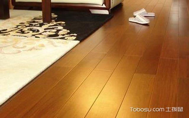 地板有声音