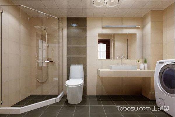 小卫生间装修效果图 ,让小世界拥有大视野