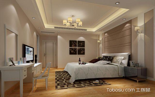 卧室风水与梳妆台