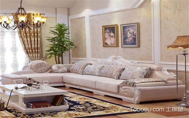 简约欧式沙发,蕴藏着异国风情的雍容华贵图片