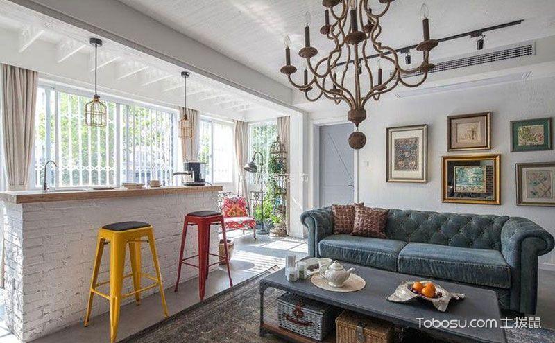 混搭风格家居装修效果图,最随意的惊喜设计