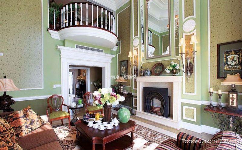 挑高复式装修设计,精彩别墅与之更配!