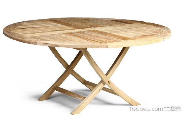 折叠桌子图片欣赏,为生活再添一处美景图片