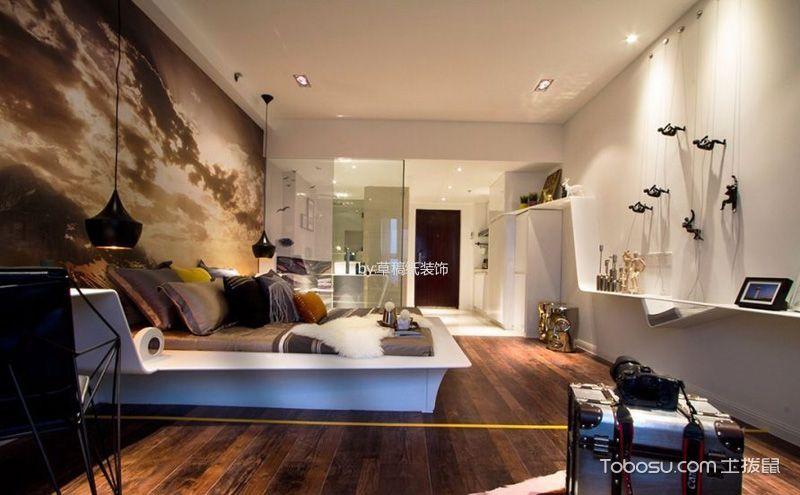 一居室装修,展现简约小户型的精美