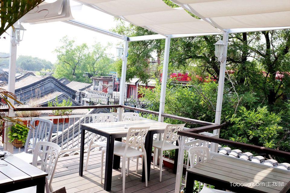 餐厅露台装修效果图