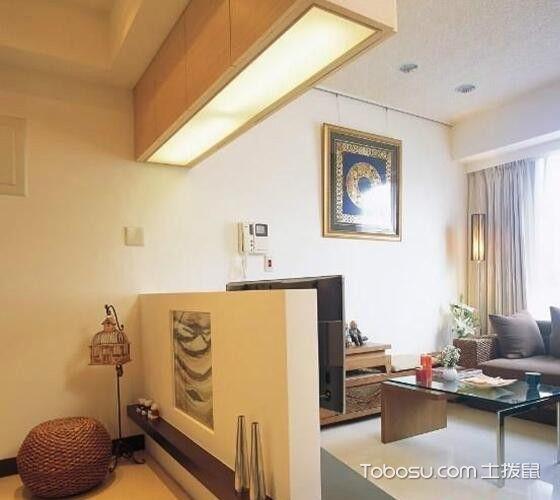 小户型公寓室内装修样板房图片