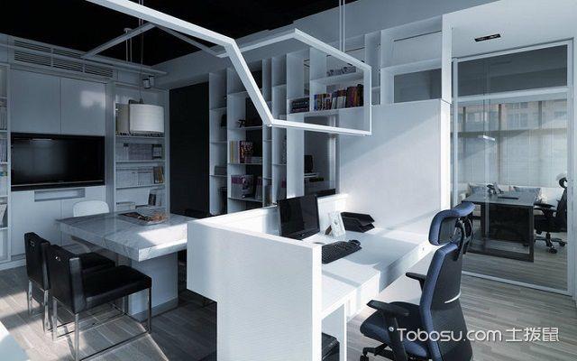 15平米办公室装修图片