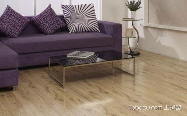 仿实木地板安装