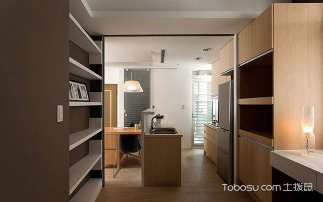 一室一厅小户型装修