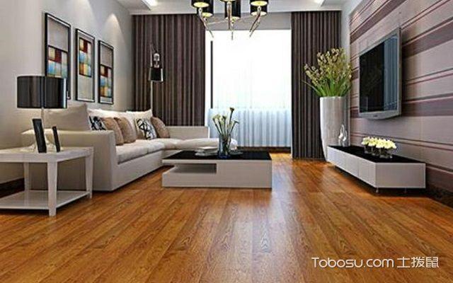 多层实木地板安装