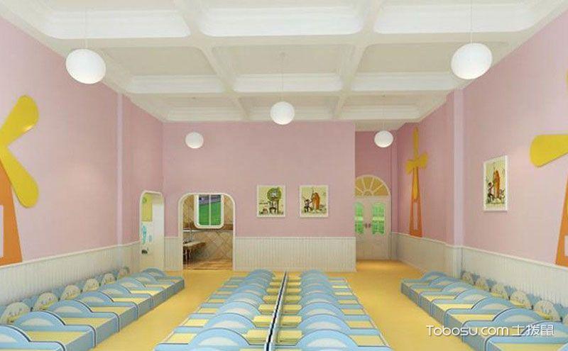 幼儿园室内装饰设计,充满童真和趣味