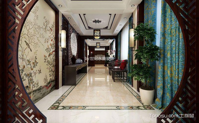 中式花格隔断设计,带您欣赏传统美学