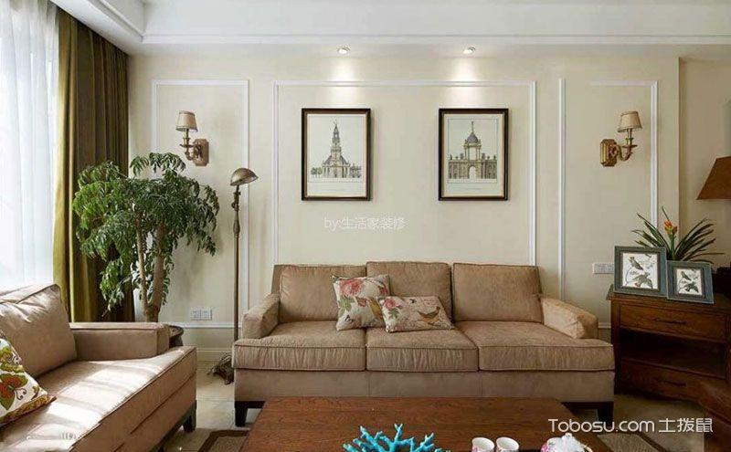 家庭三室装修效果图大全,温情主义弥漫的小家