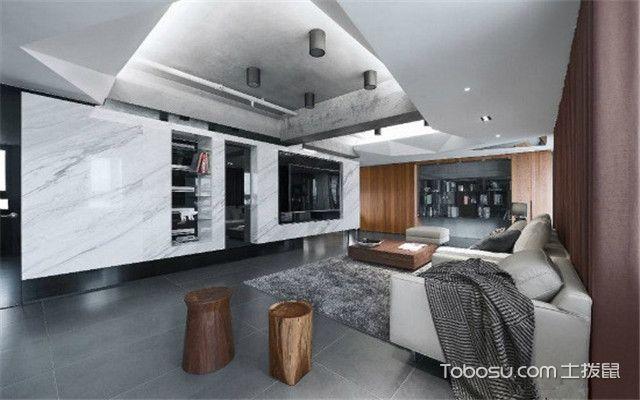 70平米房子装修