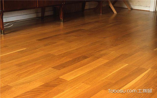 实木地板龙骨安装