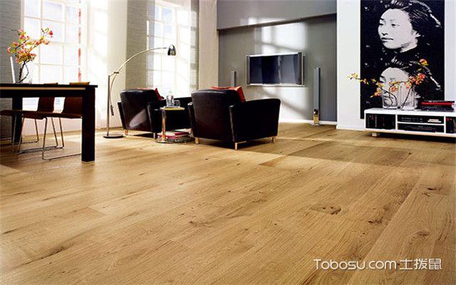复合实木地板安装