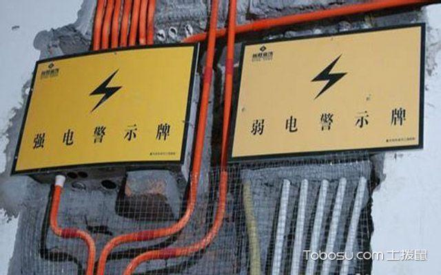 强电箱和弱电箱
