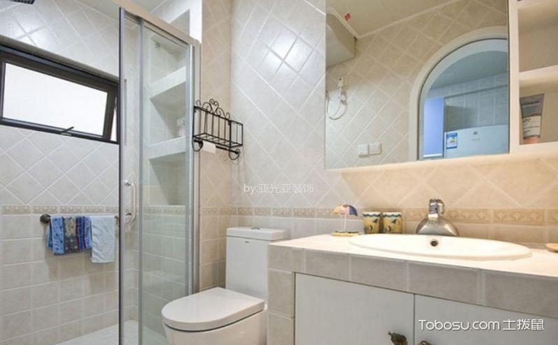 小卫生间装修图如何设计才更好?