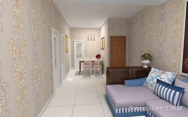 两室一厅装修图片