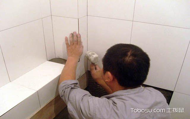 卫生间贴墙砖注意事项
