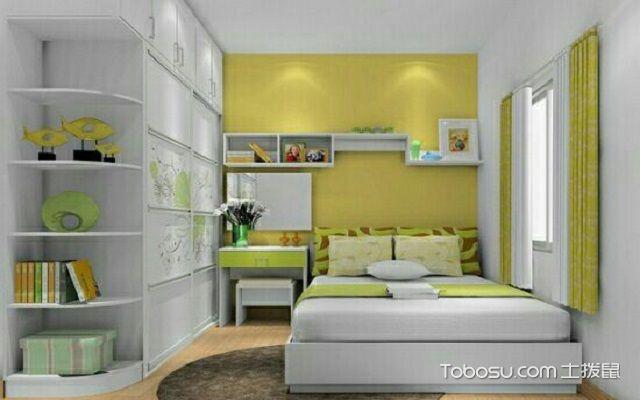 北京两室一厅装修设计