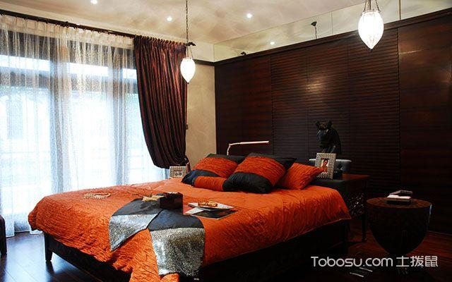 卧室配饰设计