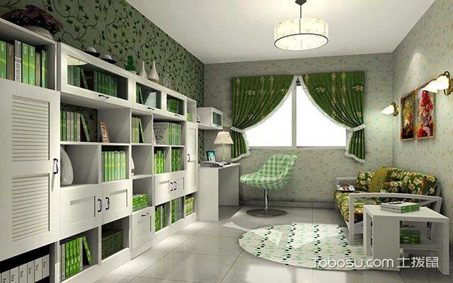 书房配饰设计