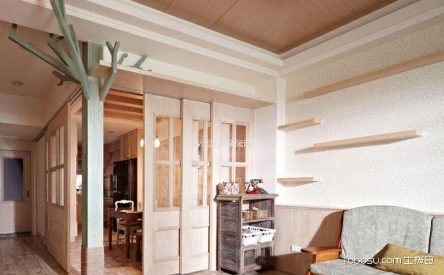 家装木门效果图,让你家的门再多点设计