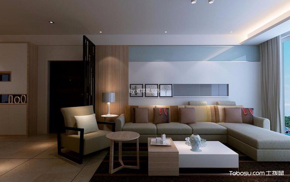 现代风格装修样板房,时尚与居家的完美结合
