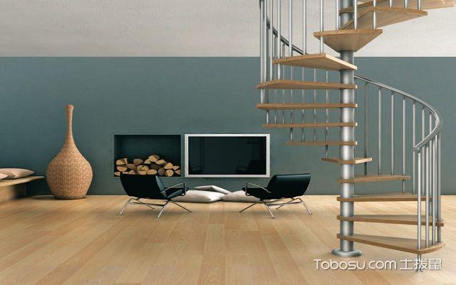 复式loft装修楼梯效果图