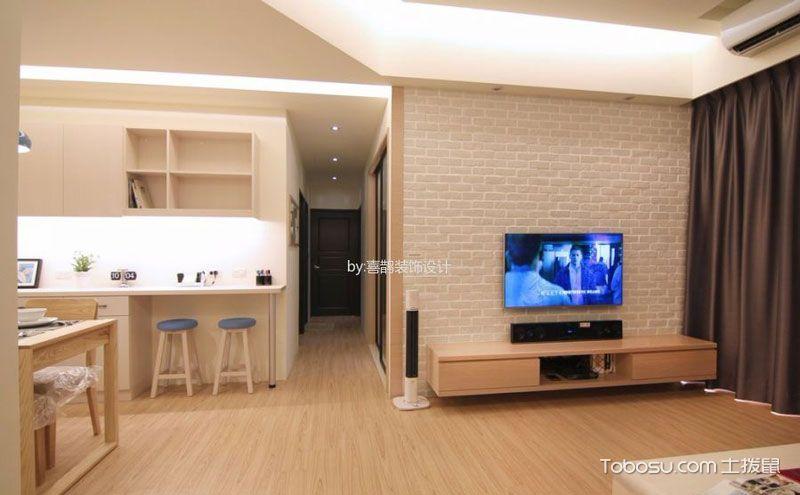 一室一厅装修效果图,小空间的精致生活