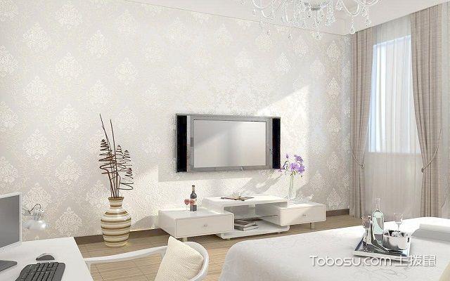保温隔热墙纸装饰效果图