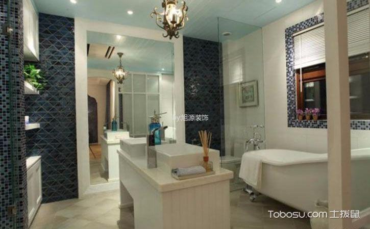 卫生间淋浴房效果图,小空间也有大讲究