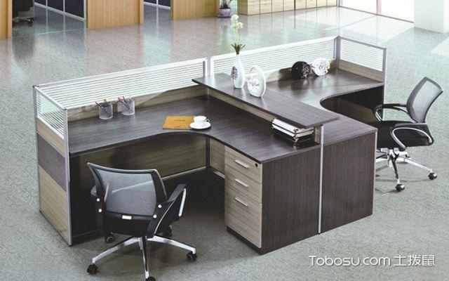办公桌高度