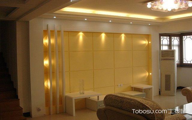 室内照明布局的装饰照明
