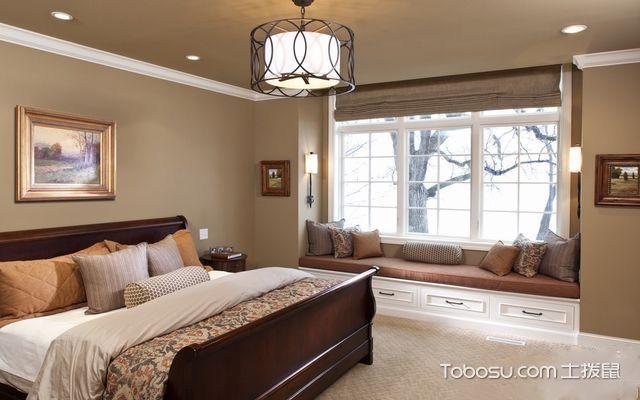 卧室空间设计原则