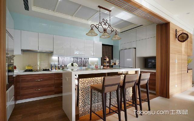 厨房空间设计原则