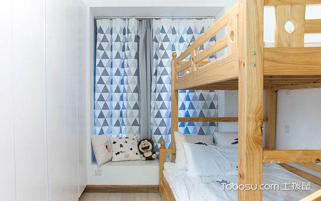 三室两厅装修实例