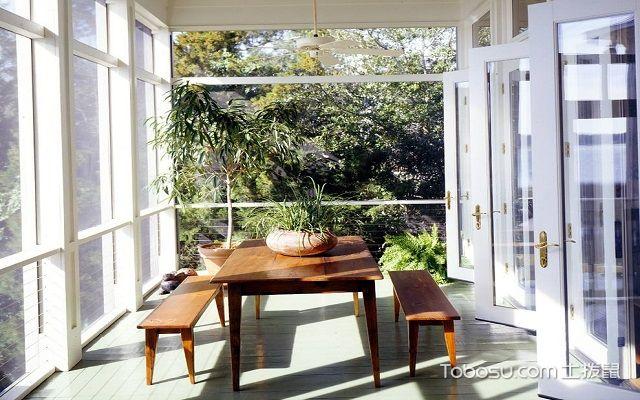 阳台空间设计原则