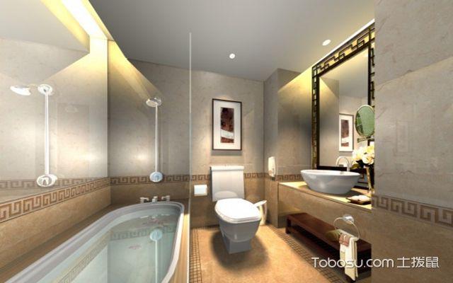 怎么选择卫浴间材料