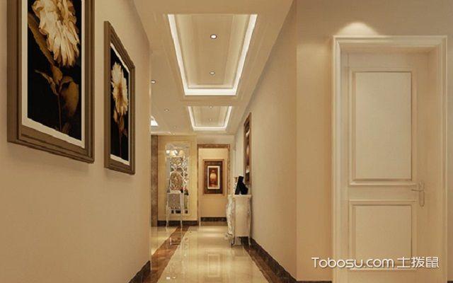走廊过道照明设计效果图