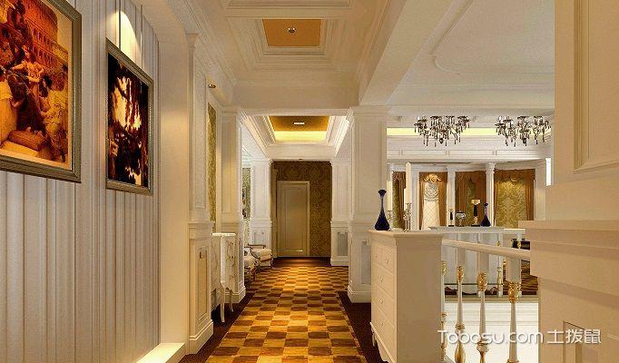 走廊过道色彩搭配效果图